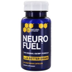 NEUROFUEL, 45 kapslar - Natural Stacks