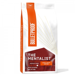 Bulletproof Coffee The Mentalist Dark Roast (bönor)