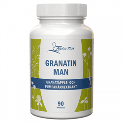 Alpha Plus Granatin Man