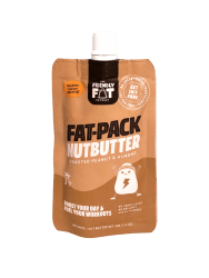 FAT-PACK NUT BUTTER