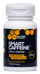 Smart Caffeine with L-Theanine