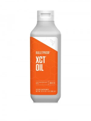 Bulletproof XCT-oil