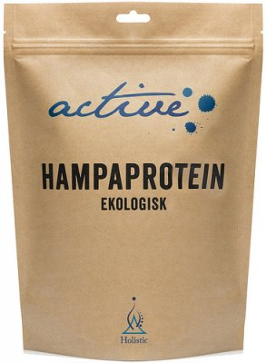 Hampaprotein pulver raw, 250 g