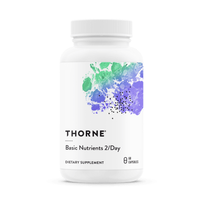 Basic Nutrients 2/Dag Thorne