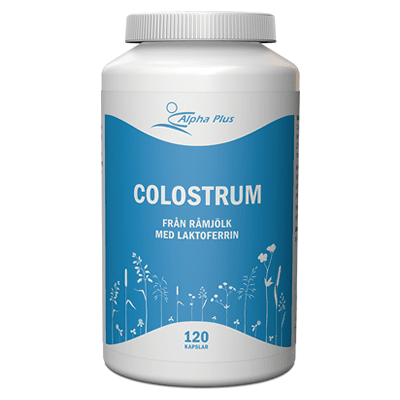Alpha Plus Colostrum