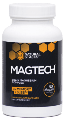 MagTech - optimalt magnesium