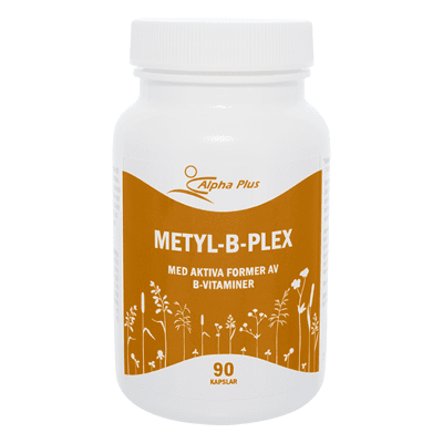 Alpha Plus Metyl-B-Plex