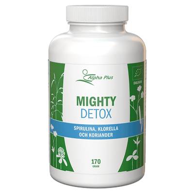Alpha Plus Mighty Detox