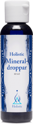 holistic mineraldroppar 60 ml