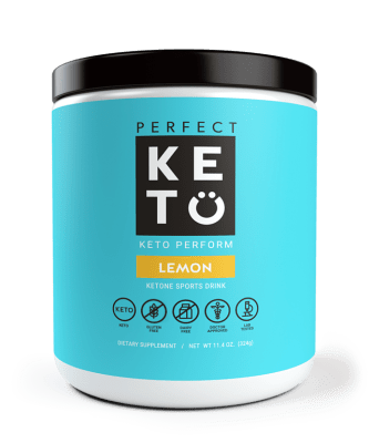 Keto Sports Drink - Citron