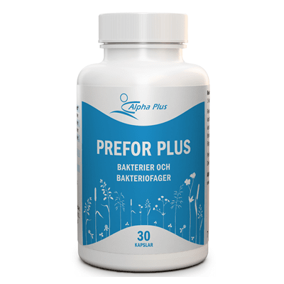 Prefor Plus 30 kap - Alpha Plus