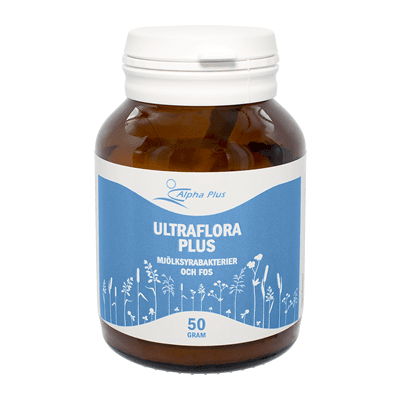Alpha Plus Ultraflora Plus 50